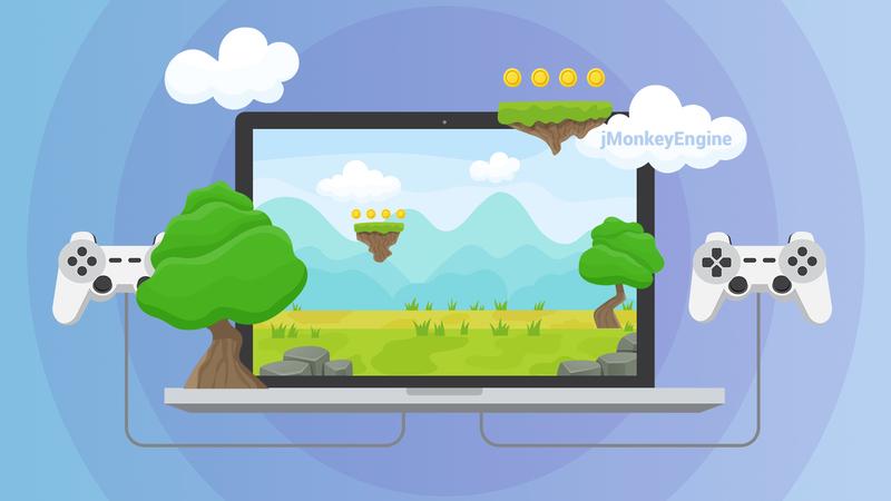 Разработка игр на Java: jMonkeyEngine. Первый взгляд