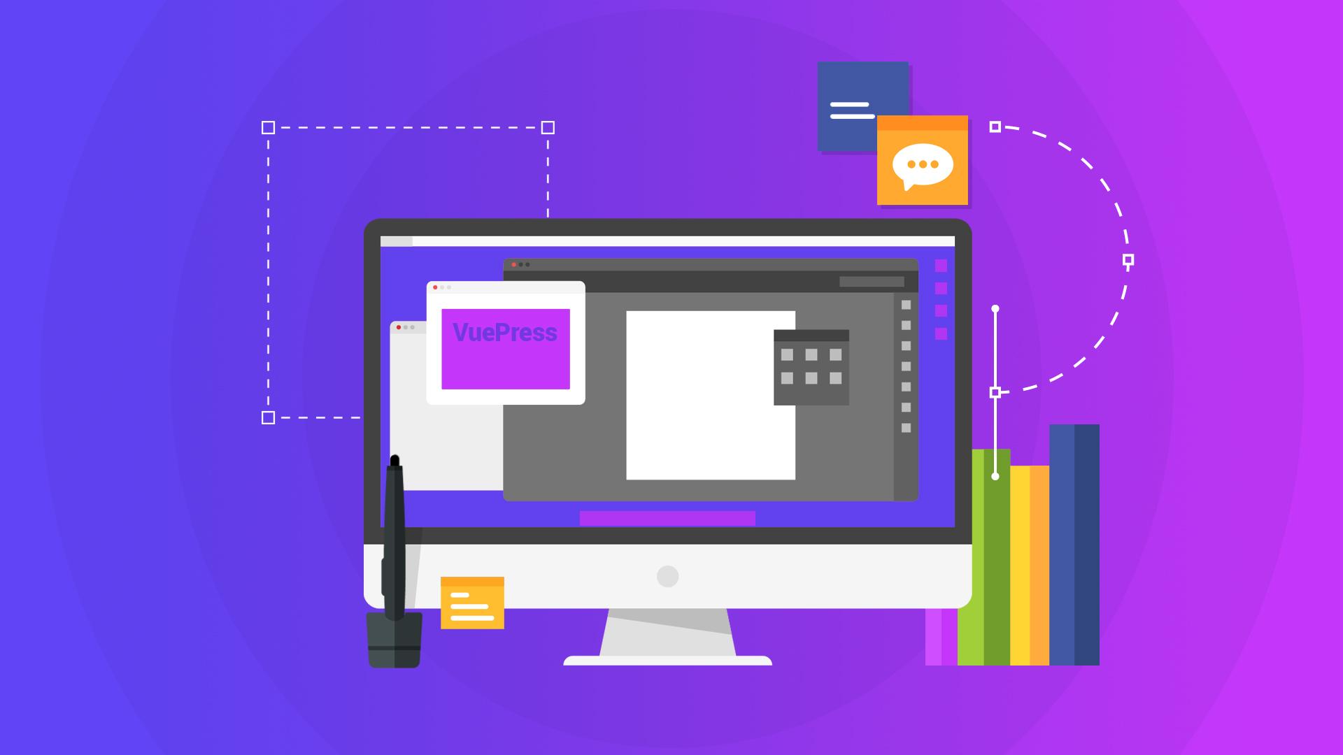 Вебинар VuePress. Как сделать сайт, если не умеешь программировать (часть 2) фото