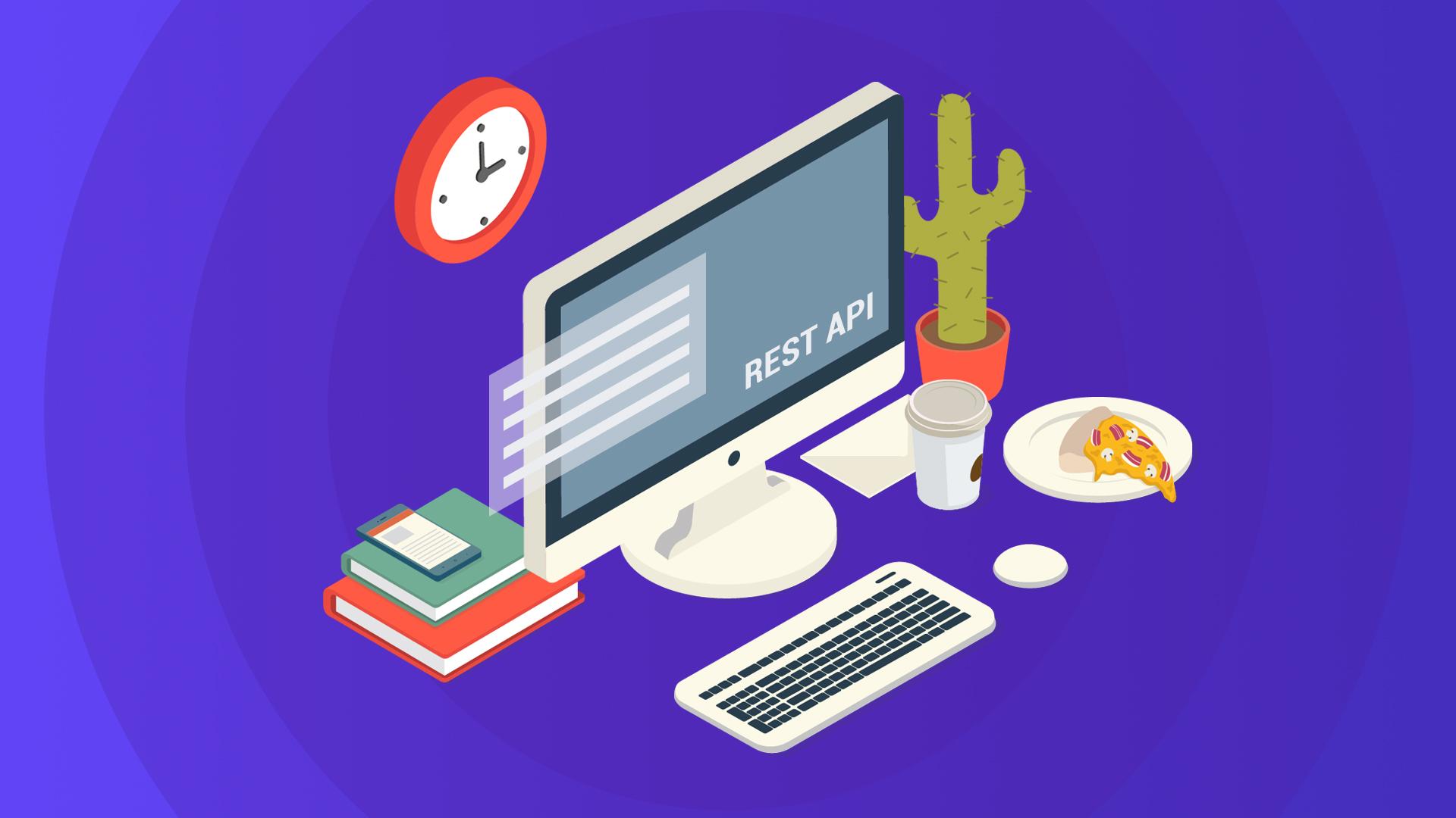 Вебинар Как правильно работать с REST API фото