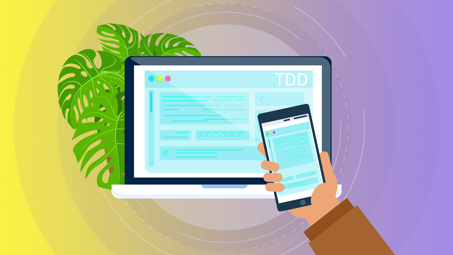 Вебинар Тестирование web-приложений. TDD и Unit-тестирование на PHP фото