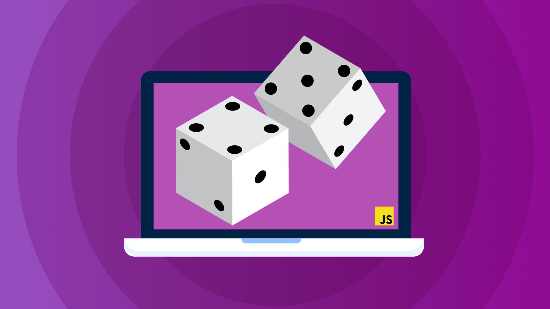 Вебинар Пишем игру в кости на JavaScript (JQuery) фото