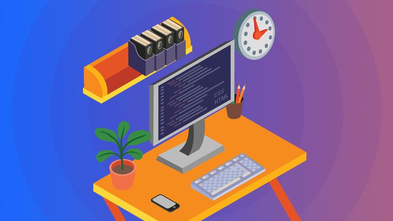 Верстка стандартных компонентов без JavaScript