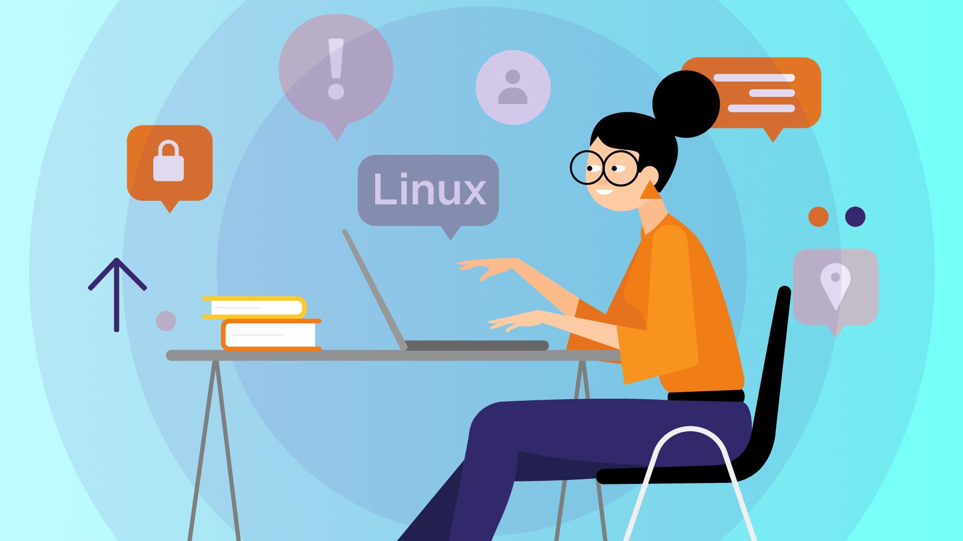 Вебинар Основные команды терминала Linux фото