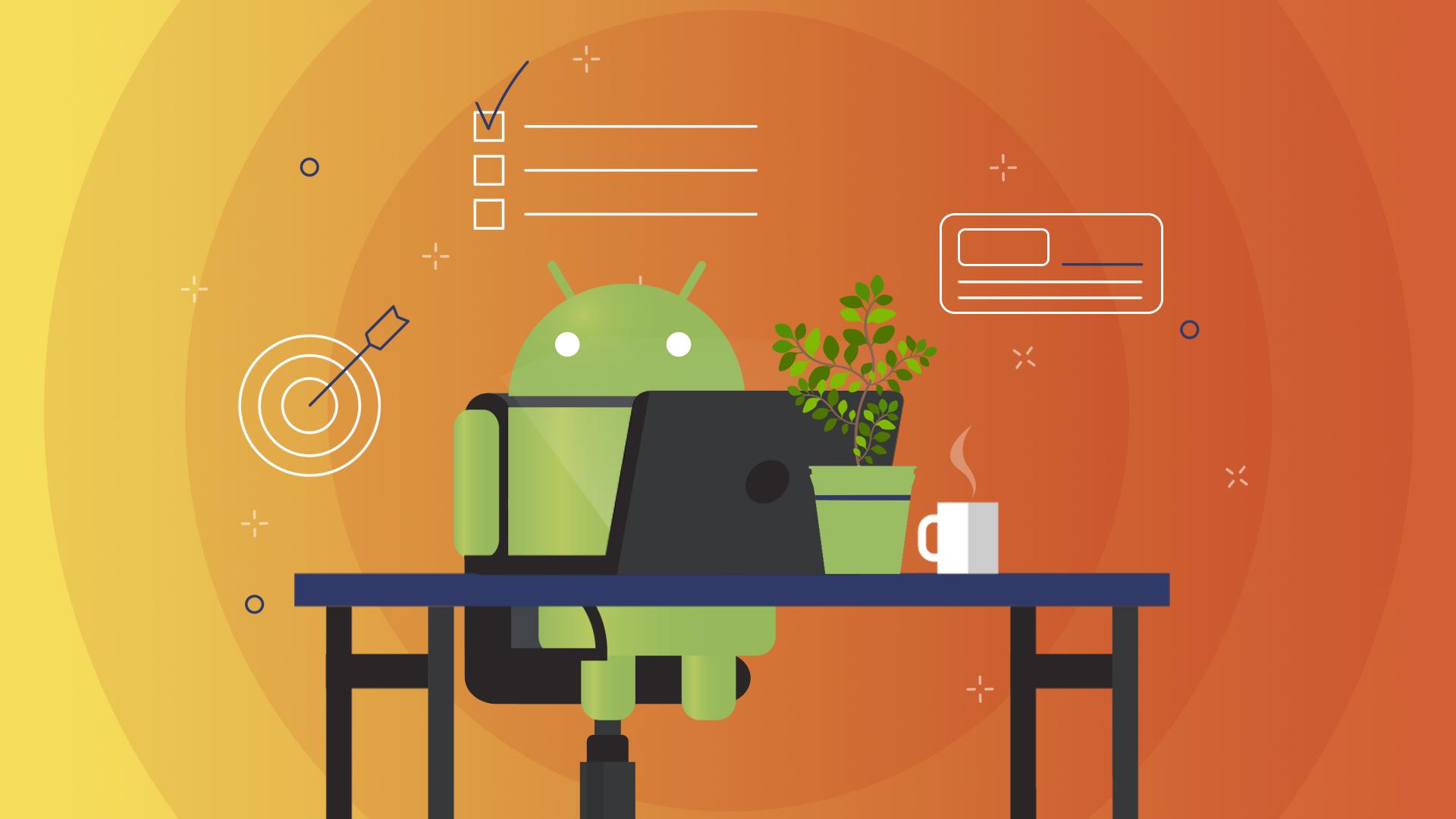 Вебинар Разрабатываем простое клиент-серверное Android-приложение фото