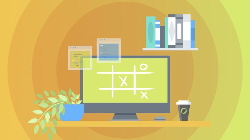 """Java: """"Искусственный интеллект"""" для игры """"крестики-нолики"""" в Windows, Linux и Android"""