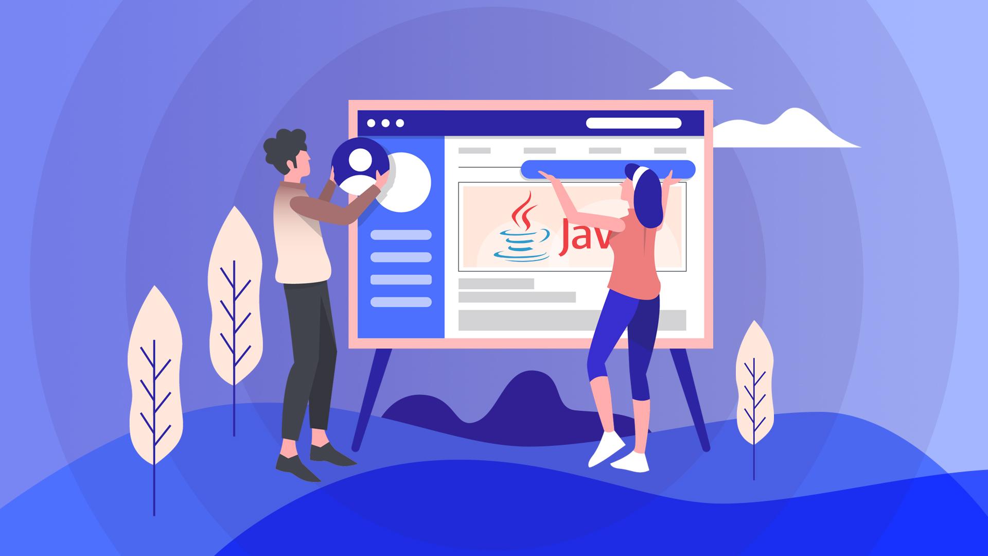 Вебинар Разрабатываем сайт на весенней Java за час фото