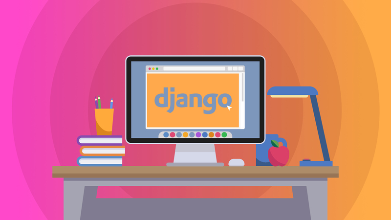 Работа с моделями Django
