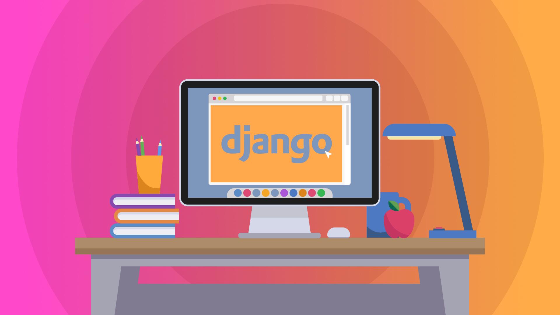 Вебинар Работа с моделями Django фото