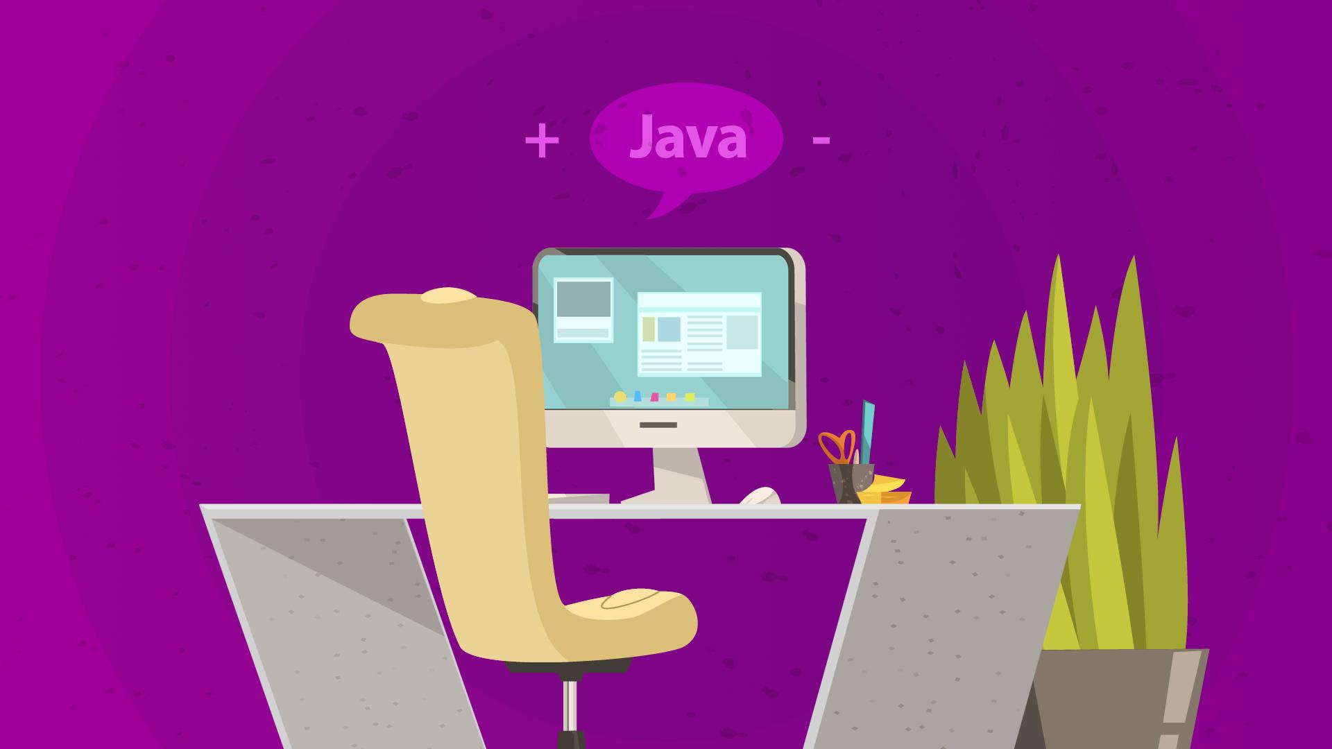 Вебинар Java для самых начинающих фото