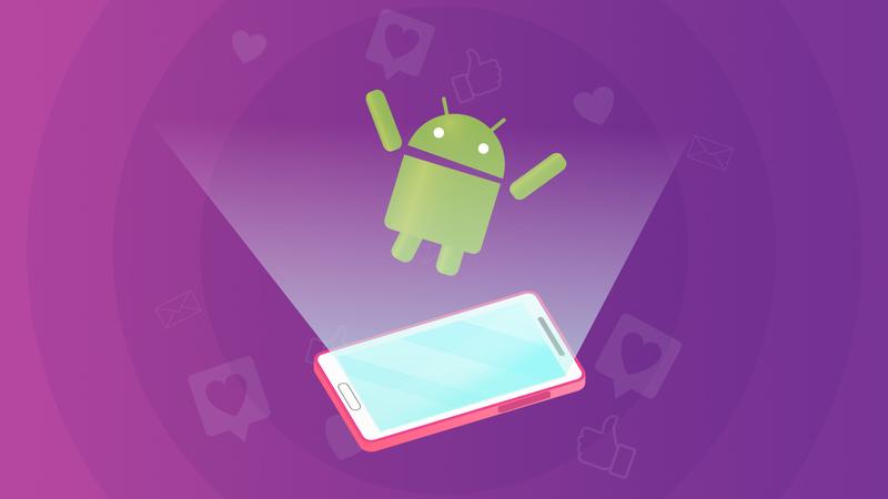 Мобильный клиент под Андроид на Kotlin — приближаемся к реальному рабочему процессу