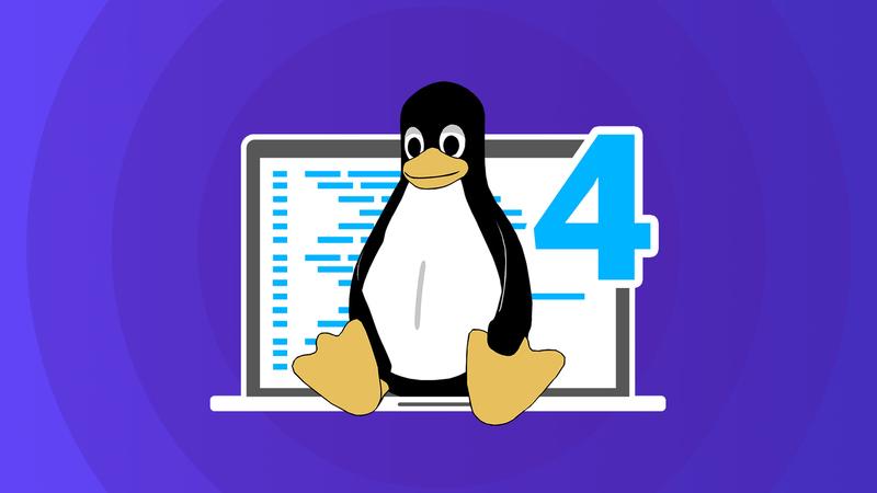 Командная строка Linux. Продвинутое владение 4