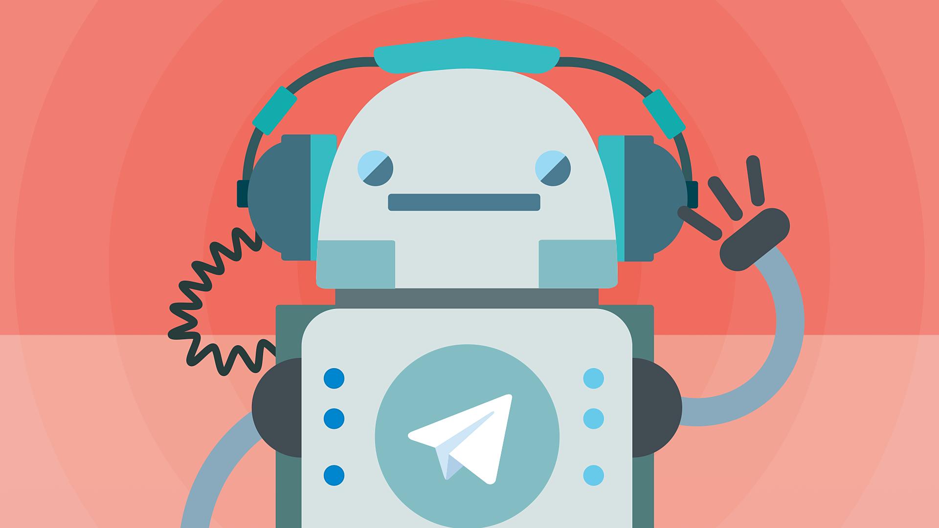 Вебинар Telegram-бот на языке Python фото