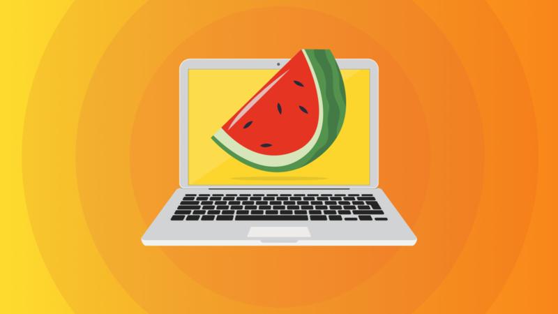 Применяем JavaScript по прямому назначению: делаем игру о круге, кушающем точки и фрукты