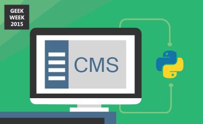 Вебинар CMS written in Python фото