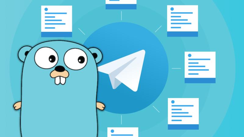 Реализация Telegram-бота с помощью Golang