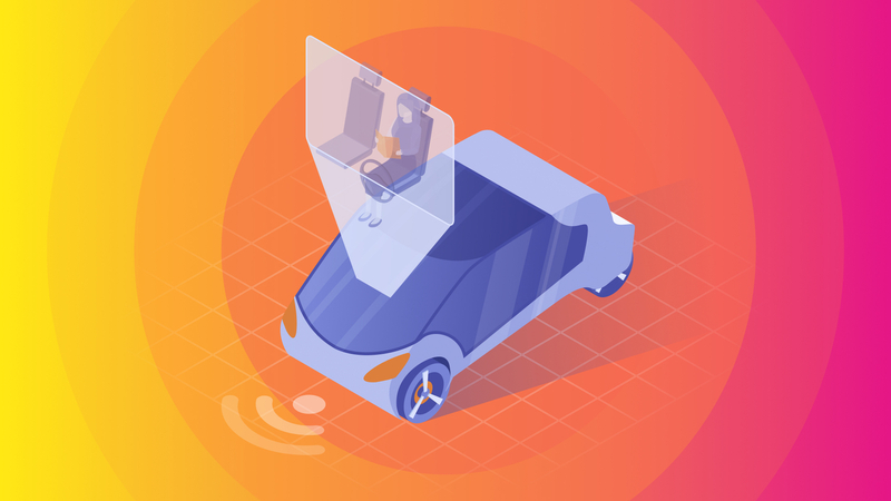 Искусственный интеллект беспилотных автомобилей