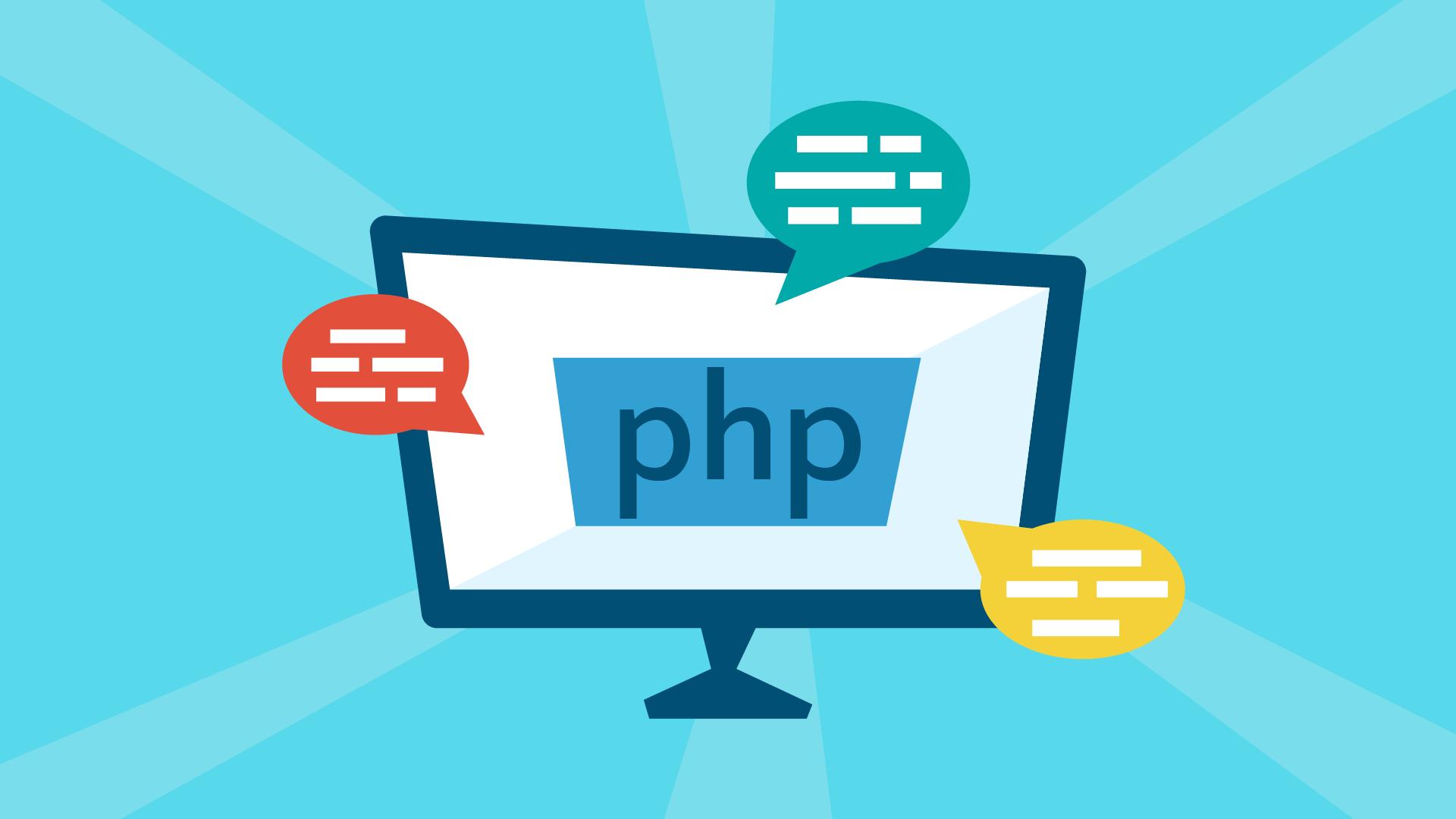 Вебинар Типы данных в PHP фото