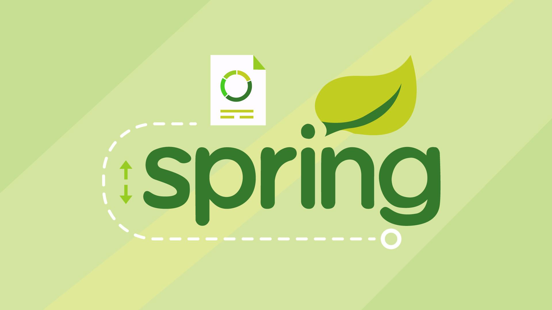 Вебинар Spring Framework, самый весенний. фото