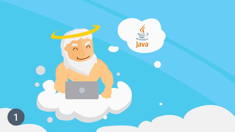 Почувствуй себя богом, или Моделирование жизни на Java. Часть I