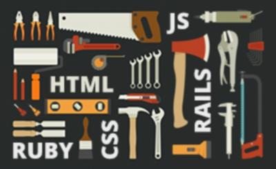HTML/CSS, JavaScript и Ruby/Rails. Инструменты на все случаи жизни