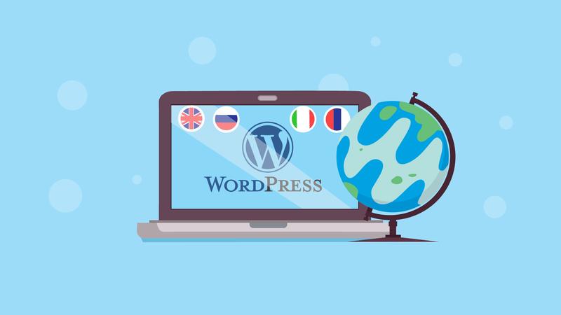 Разработка мультиязычных сайтов на Wordpress