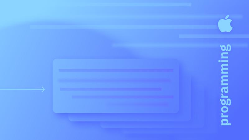 Знакомство с библиотекой TextKit