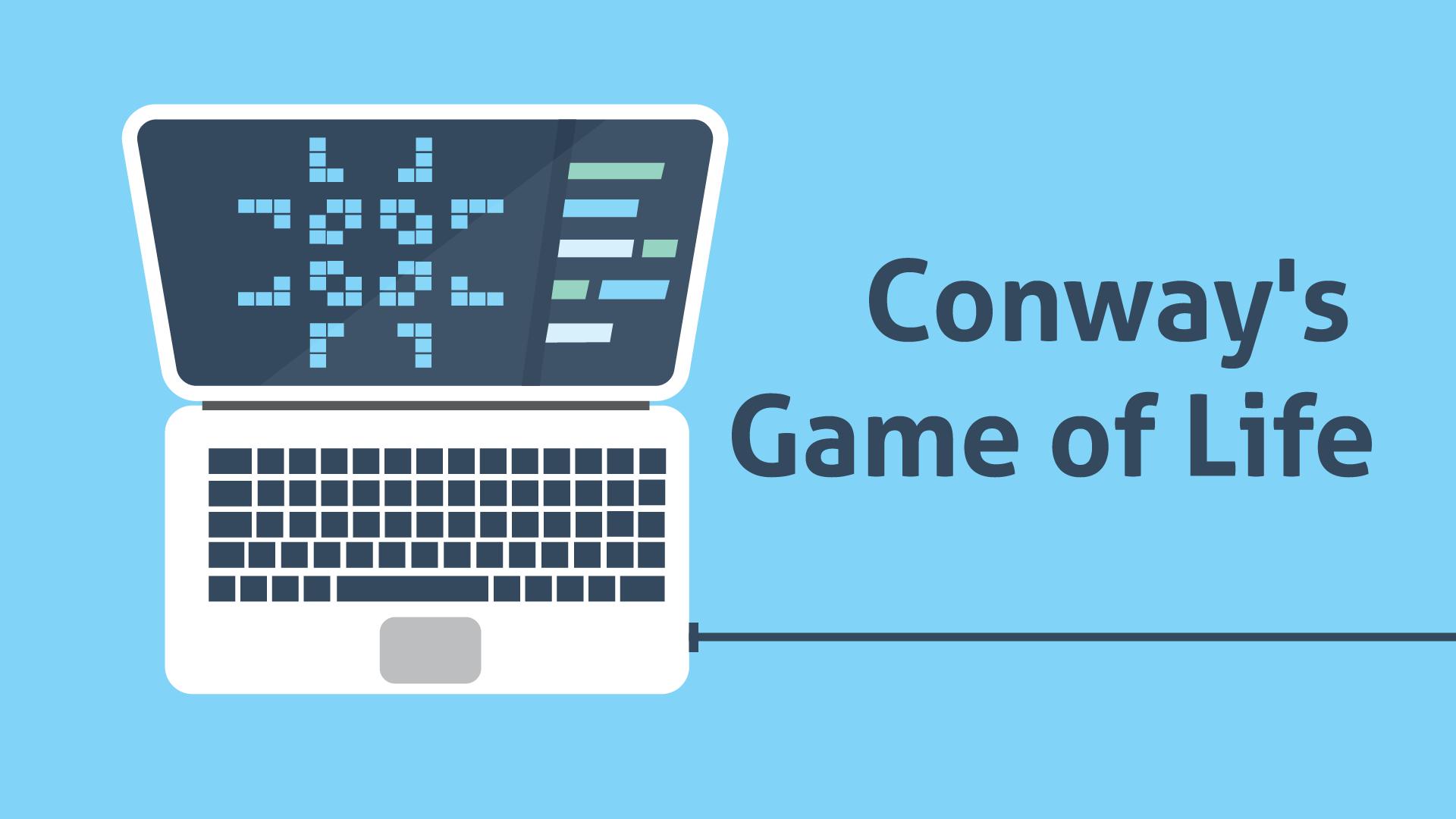 Вебинар Пишем Conway's Game of Life фото