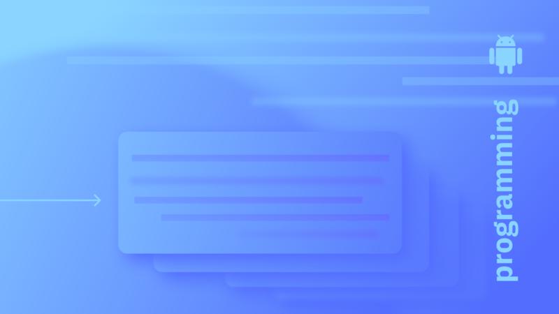 ViewModel из архитектурных компонентов Android'а
