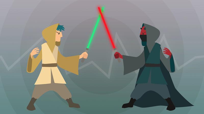 Копирайт-джедаи: империя наносит ответный удар