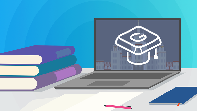 Презентация нашего нового проекта «Geek University»!