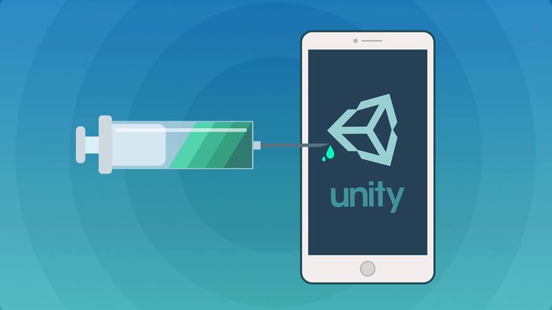 Внедрение зависимостей в приложение на Unity