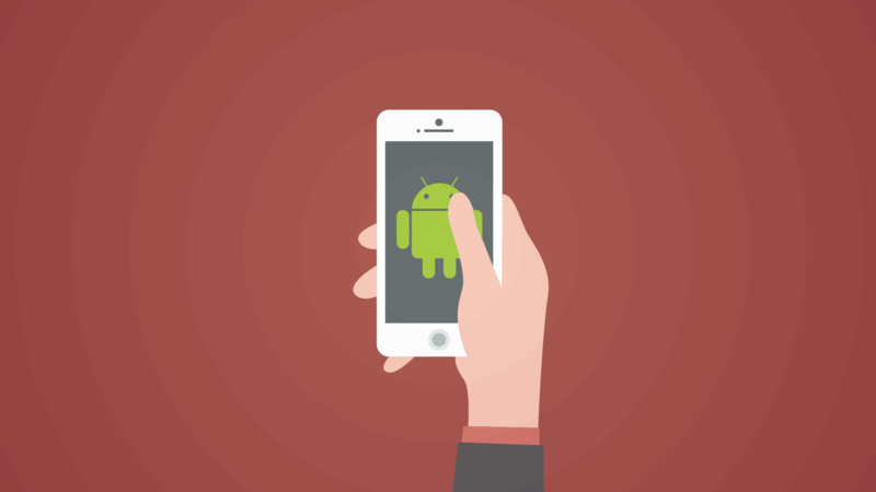 Клиент-серверное приложение под Android с помощью сторонних библиотек