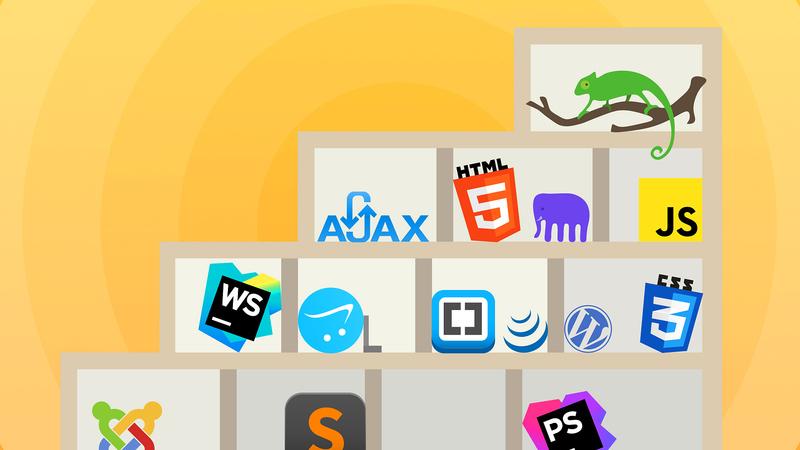 Инструментарий для всех стадий развития веб-разработчика