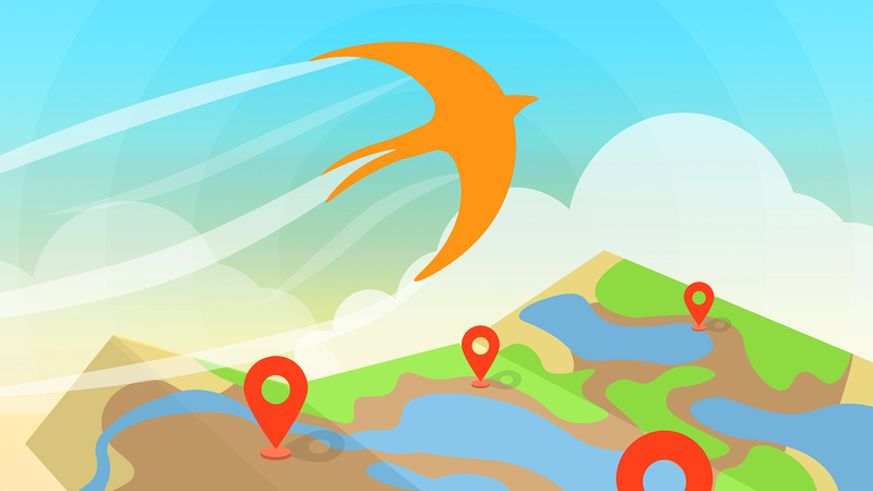 Работа с картами при разработке IOS-приложения на Swift 3