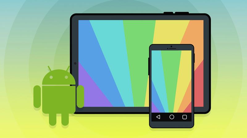Графические ресурсы Android