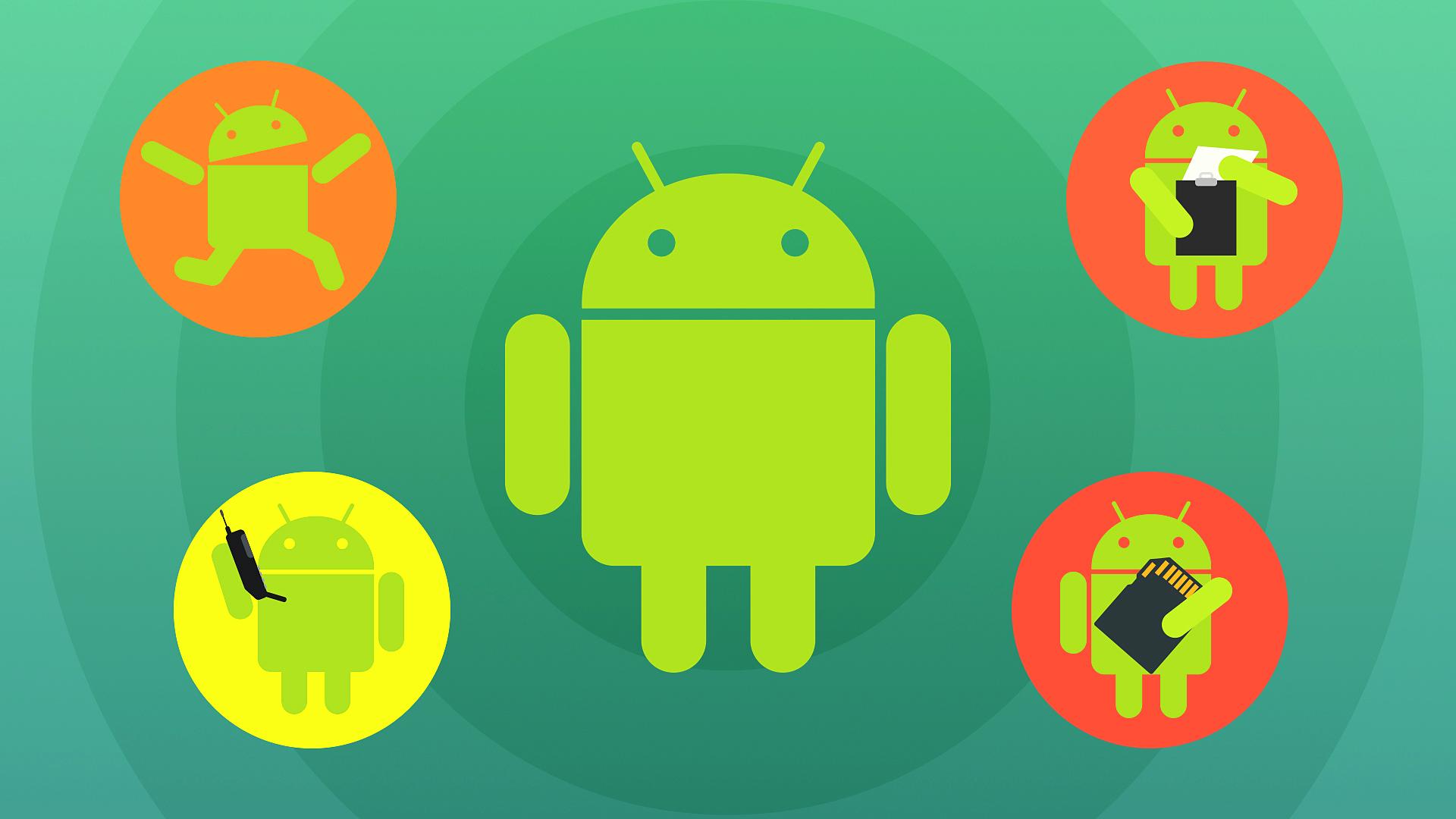 Вебинар Основные компоненты Android-приложения фото