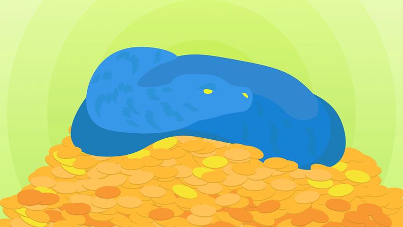 Золотой запас Python