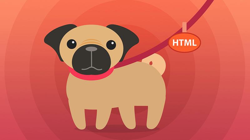 Jade/Pug или HTML на диете