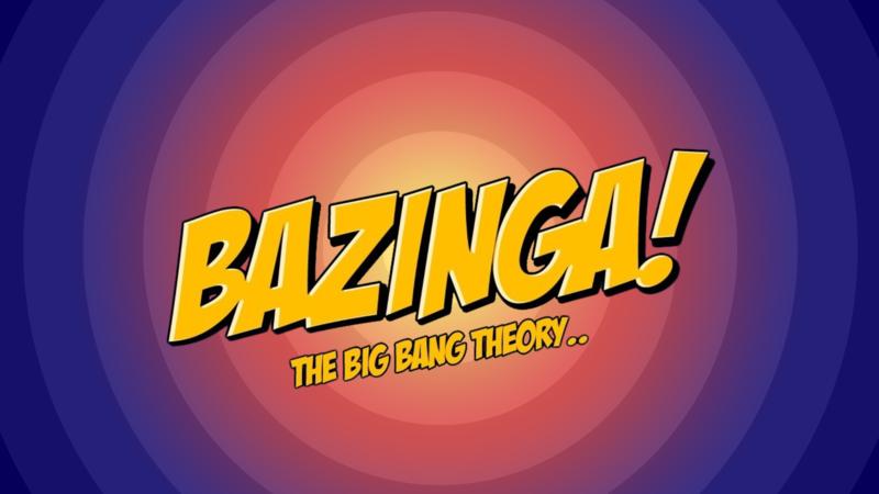 Изучаем английский по сериалу The Big Bang Theory