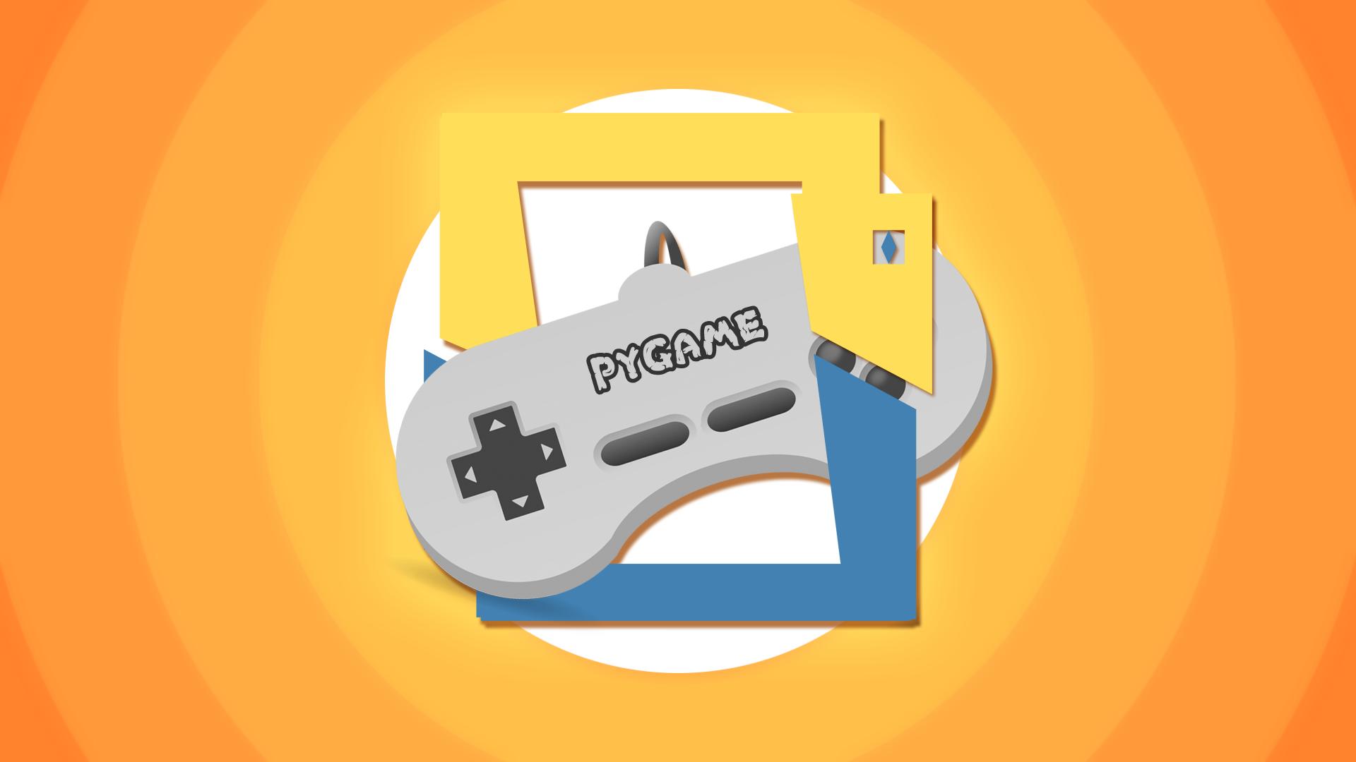 Вебинар Введение в разработку игр на Pygame. Хотели написать игру? Время пришло! фото