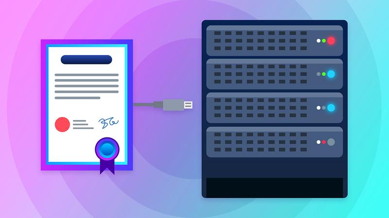 Как добавить сертификат на выделенный LAMP - сервер (HTTPS)