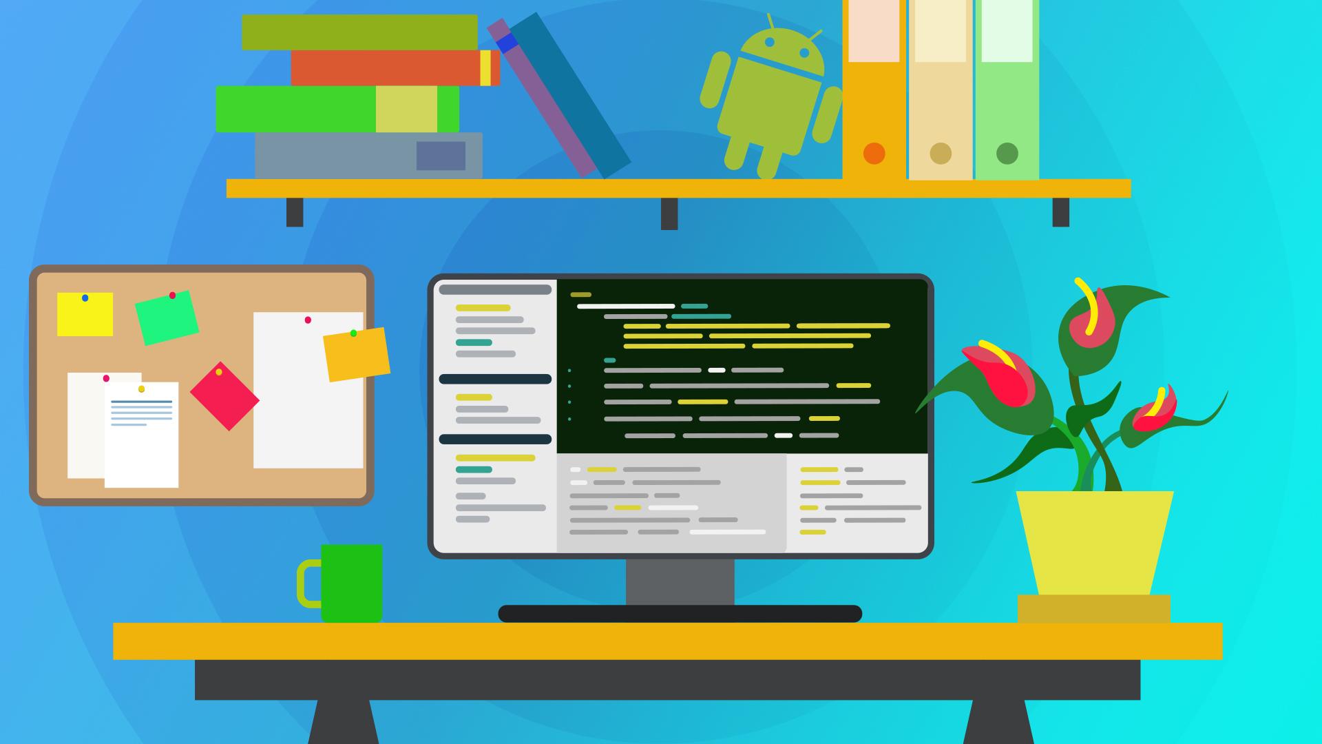 Вебинар Что должен знать Junior Android разработчик, чтобы устроиться на работу фото