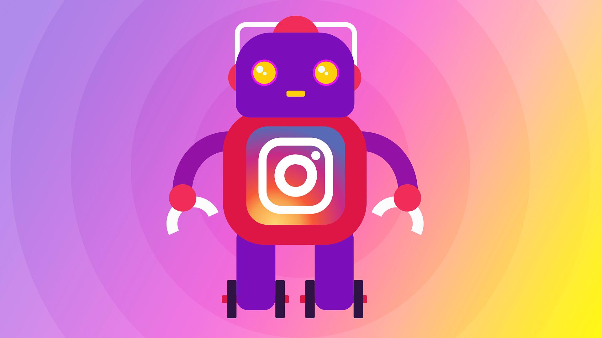 Вебинар Пишем Instagram-бота на Node.js фото