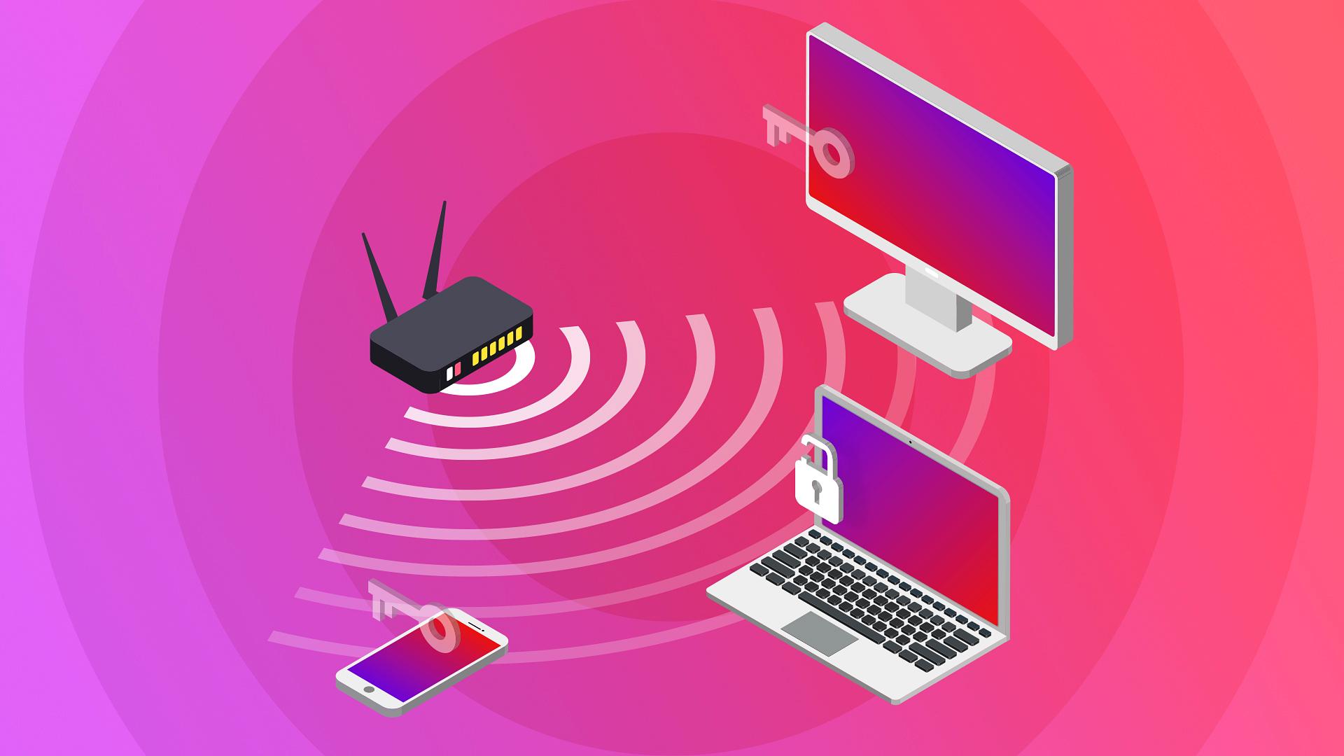 Вебинар Методы защиты WiFi сетей фото