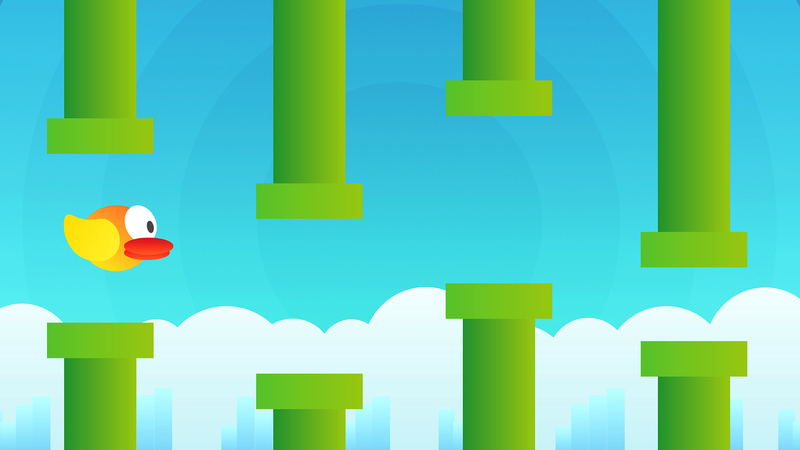 SpriteKit. Клонируем Flappy Bird за один час