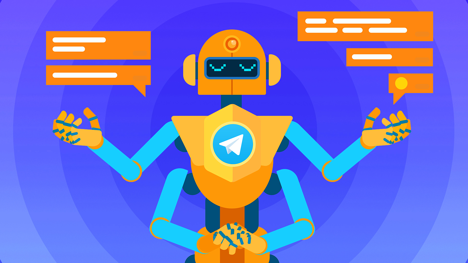 Вебинар Создание Telegram-бота на Java фото