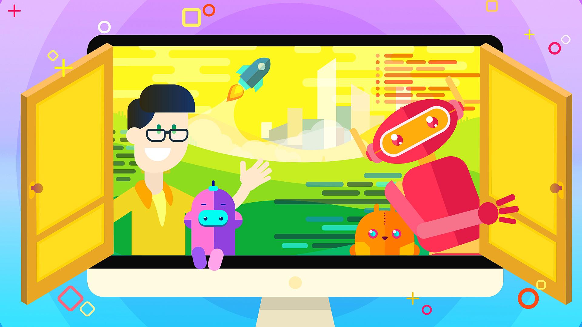 Вебинар Портал в мир IT. GeekBrains раздает счастливые билеты! фото
