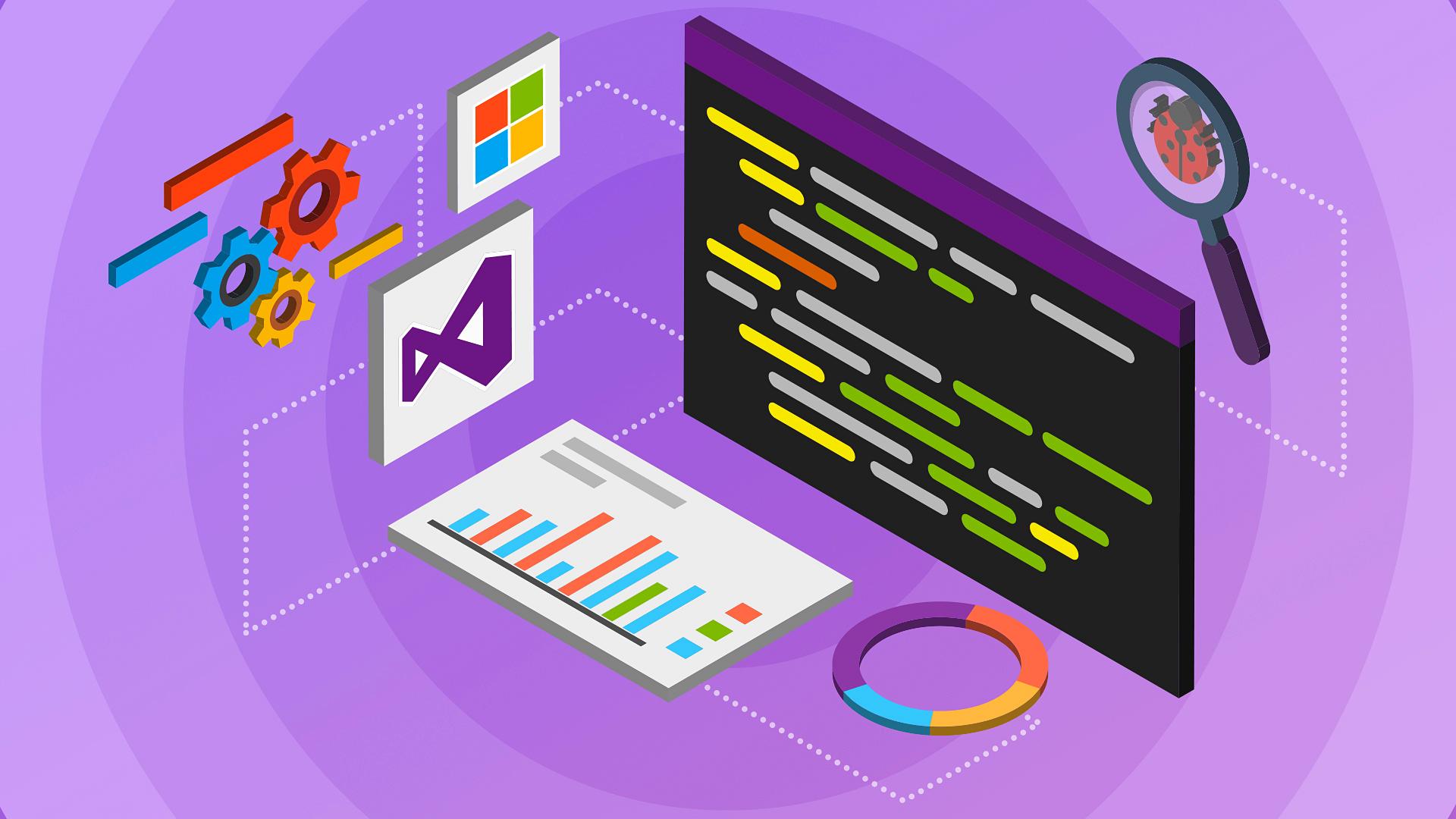 Вебинар Отладка C# приложений в Visual Studio фото