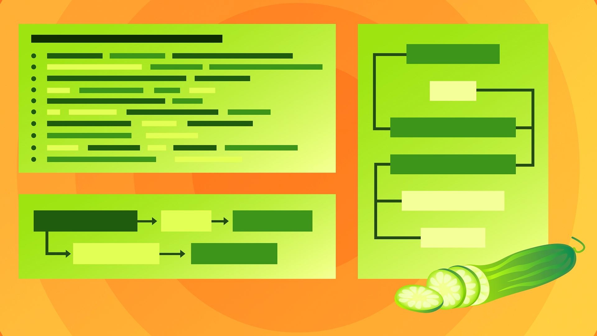 GeekBrains Язык Gherkin. Как описать автоматический тест понятным человеку языком? GeekBrains