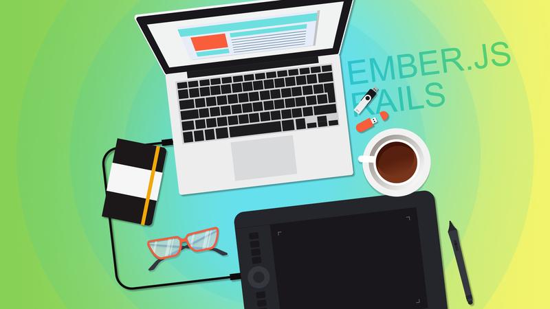 Осваиваем frontend-backend взаимодействие, используя Ember.js и Rails